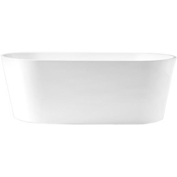 Акриловая ванна Abber AB9209 170х80 без гидромассажа акриловая ванна abber ab9245 169х75 без гидромассажа