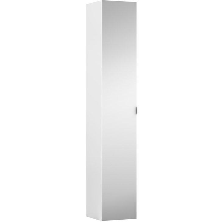 Шкаф пенал Laufen Val 30 подвесной Белый матовый шкаф пенал laufen pro new 35 подвесной r белый матовый