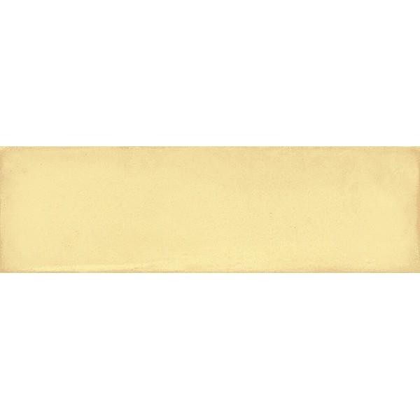 Керамическая плитка Kerama Marazzi Монпарнас жёлтый 9021 настенная 8,5х28,5 см фото