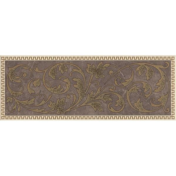 Керамический декор Kerama Marazzi Орсэ ADA36315106 15х40 см стоимость