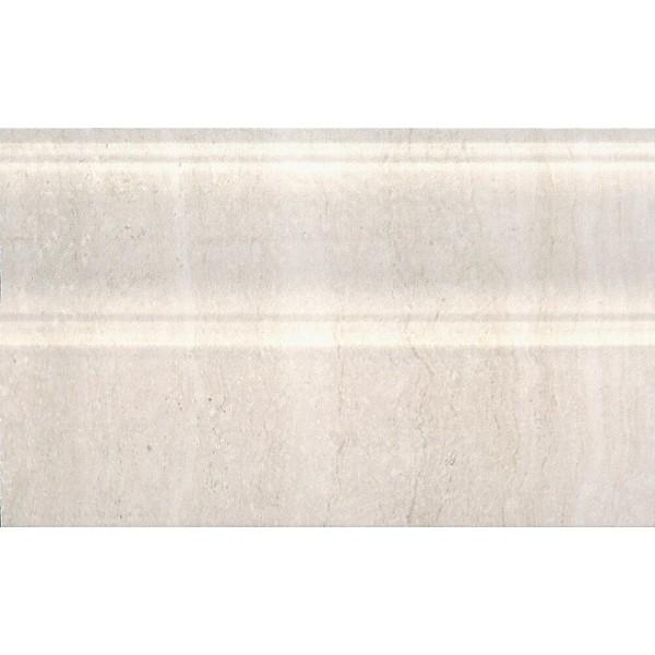 Керамический плинтус Kerama Marazzi Пантеон беж светлый FMB008 15х25 см цена