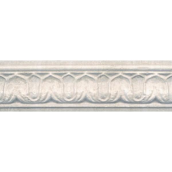 Керамический бордюр Kerama Marazzi Пантеон беж светлый BAC003 7,5х25 см керамический бордюр kerama marazzi олимпия беж 190473f 9 9х20 см