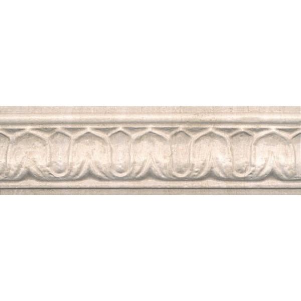 Керамический бордюр Kerama Marazzi Пантеон беж BAC002 7,5х25 см керамический бордюр kerama marazzi олимпия беж 190473f 9 9х20 см