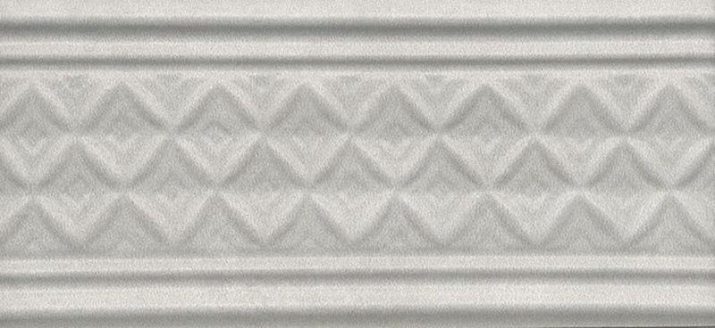 Керамический бордюр Kerama Marazzi Пикарди структура серый LAA003 6,7х15 см стоимость