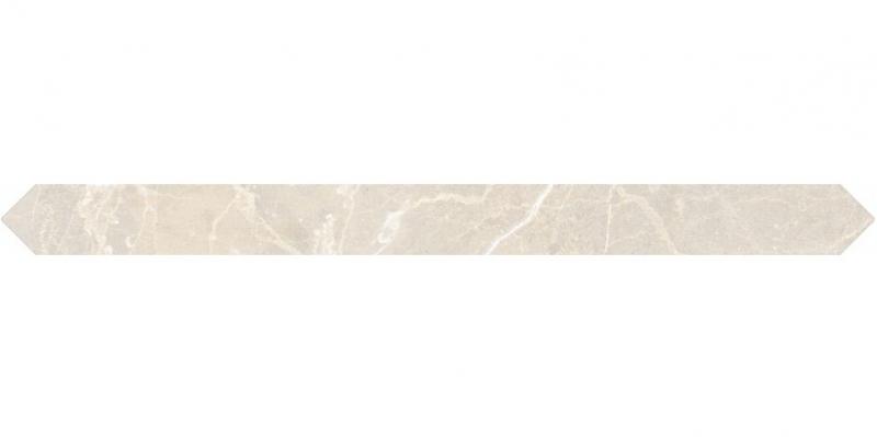 Керамический бордюр Vitra Marmori Pulpis Кремовый K945636LPR 4х49 см керамический бордюр vitra marmori кремовый pulpis k945613lpr 7х60 см