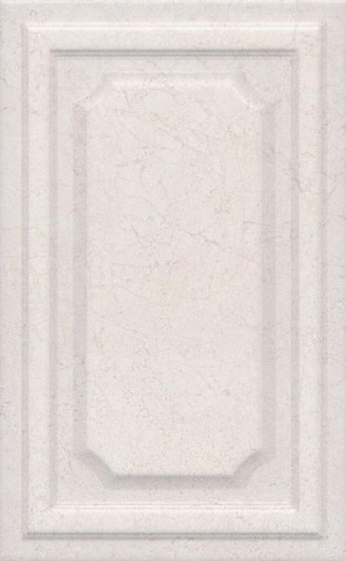 Керамическая плитка Kerama Marazzi Сорбонна беж панель 6356 настенная 25х40 см