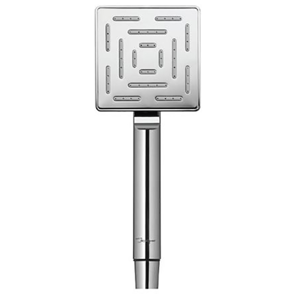 Фото - Ручной душ Jaquar Maze HSH-CHR-1655 квадратный Хром верхний душ 150 мм jaquar maze ohs chr 1605