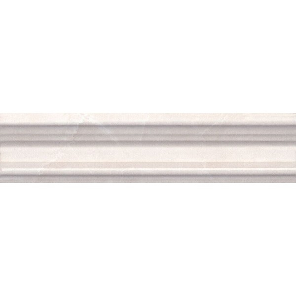 Керамический бордюр Kerama Marazzi Баккара Багет беж темный BLB023 5х20 см керамический бордюр kerama marazzi олимпия беж 190473f 9 9х20 см