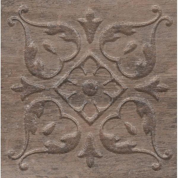 Керамическая вставка Kerama Marazzi Браш Вуд коричневый тёмный STG/C482/SG1550 9,9х9,9 см стоимость