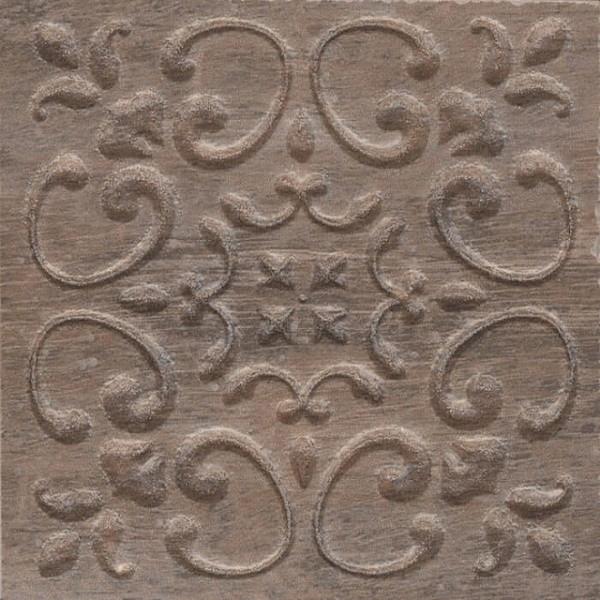 Керамическая вставка Kerama Marazzi Браш Вуд коричневый тёмный STG/C481/SG1550 9,9х9,9 см стоимость
