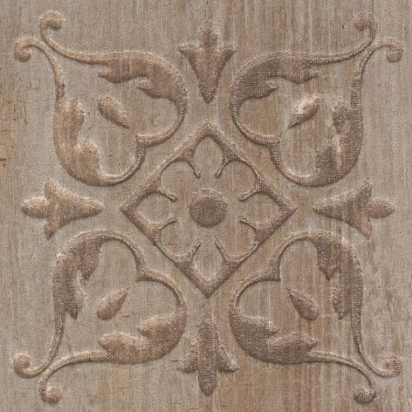 Керамическая вставка Kerama Marazzi Браш Вуд коричневый STG/B482/SG1550 9,9х9,9 см стоимость