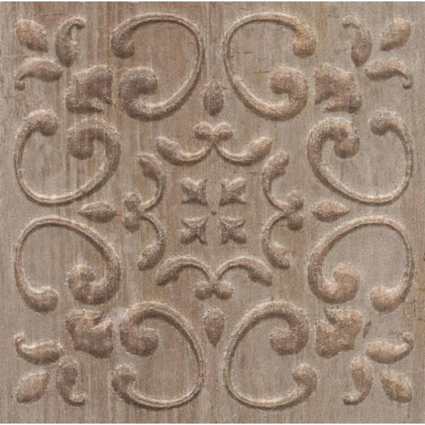 Керамическая вставка Kerama Marazzi Браш Вуд коричневый STG/B481/SG1550 9,9х9,9 см стоимость