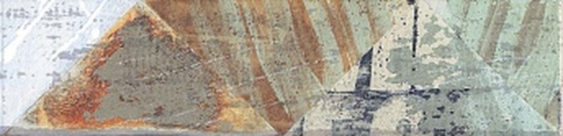 Керамический декор Kerama Marazzi Рустик Вуд OPA51SG4014 9,9х40,2 см
