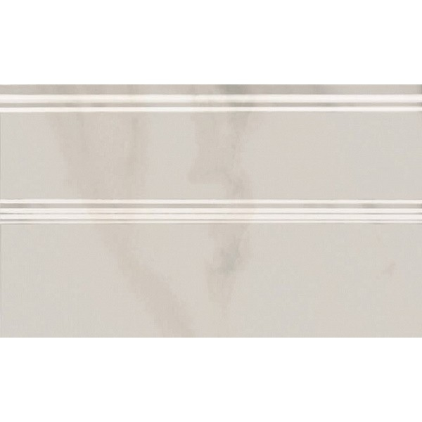 Керамический плинтус Kerama Marazzi Гран Пале белый FMB009 15х25 см