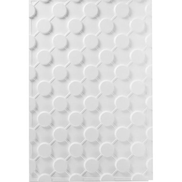 Теплоизоляционный мат Knauf Therm 120x60 для водяного теплого пола без трубы пластина термораспределительная 1000х130 для сухого водяного теплого пола