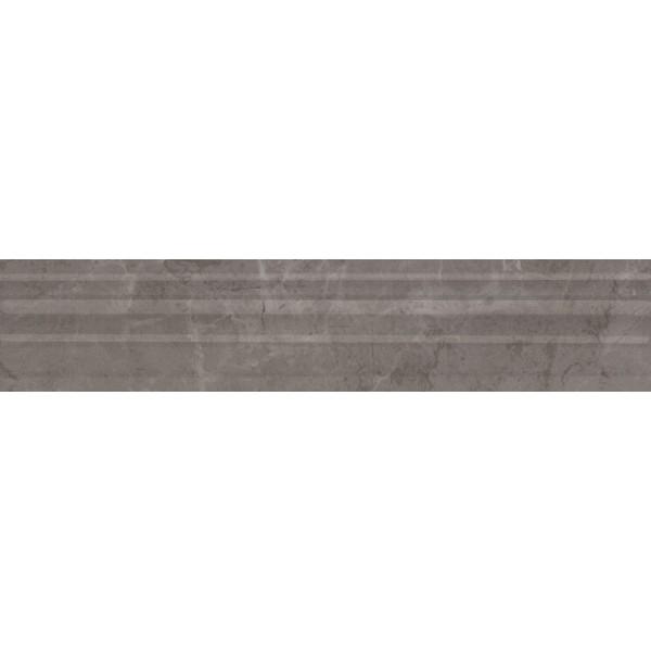 Керамический бордюр Kerama Marazzi Гран Пале Багет серый BLE008 5,5х25 см стоимость