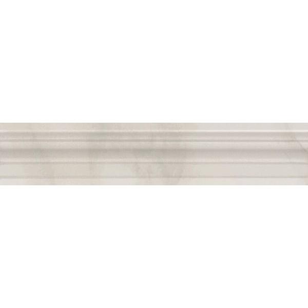 Керамический бордюр Kerama Marazzi Гран Пале Багет белый BLE006 5,5х25 см цена