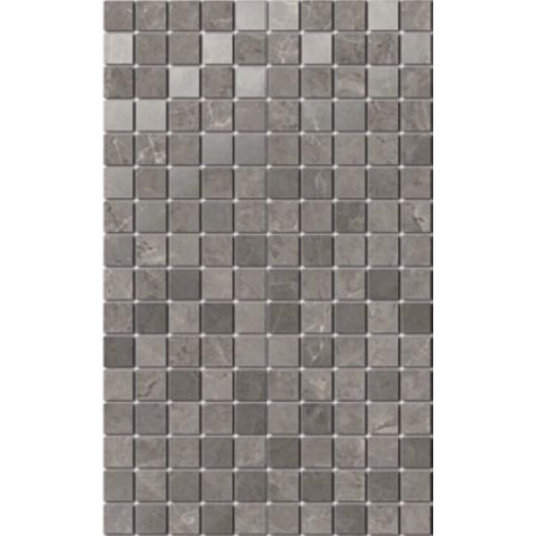 Керамическая мозаика Kerama Marazzi Гран Пале серый MM6361 25х40 см