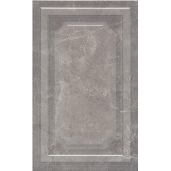Керамическая плитка Kerama Marazzi Гран Пале серый панель 6354 настенная 25х40 см ludattica паззл с 3d фигурами ралли гран при