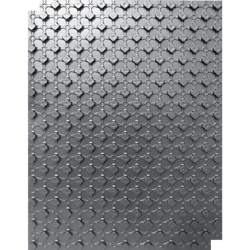Теплоизоляционный мат Экопол 20 110x80 для водяного теплого пола без трубы пластина термораспределительная 1000х130 для сухого водяного теплого пола