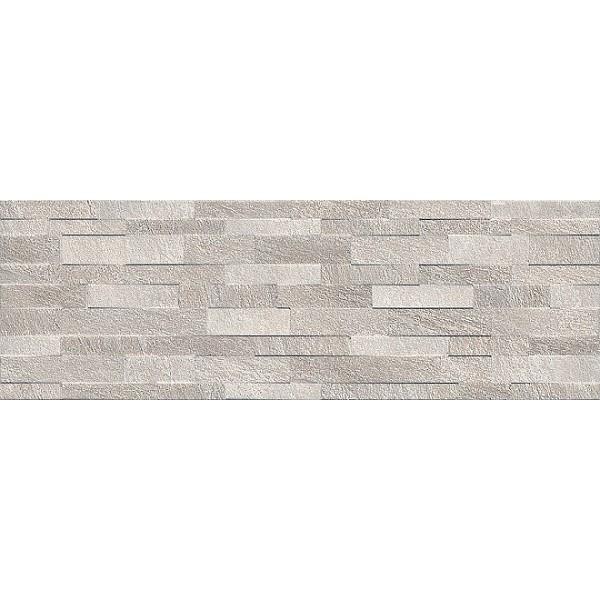Керамическая плитка Kerama Marazzi Гренель серый структура обрезной 13056R настенная 30х89,5 см фото