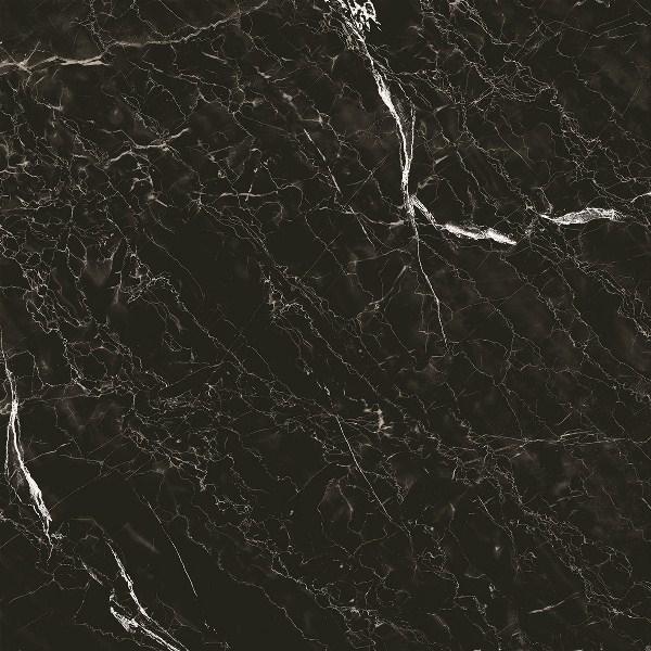 цены Керамогранит Grasaro Marble classic Snow Black глянцевый GT-272/gr 40х40 см