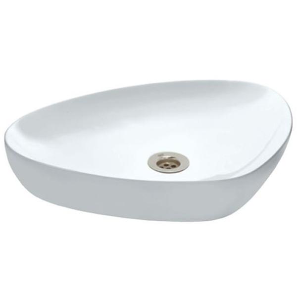 Раковина-чаша Jaquar Lyric 60 LYS-WHT-38901N Белая раковина чаша jaquar kubix f 60 kus wht 35901 белая