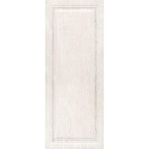 Керамический декор Kerama Marazzi Кантри Шик белый панель 7191 20х50 см