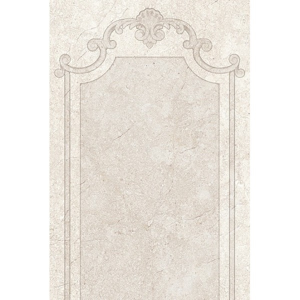 Керамическая плитка Kerama Marazzi Лютеция беж темный панель 8302 настенная 20х30 см декор настенный 20х30 антарес 3 беж с зол