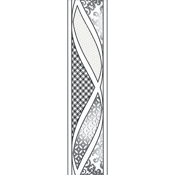Керамический бордюр Kerama Marazzi Руаяль HGD/B314/13000R 7,2х30 см керамический багет kerama marazzi каподимонте голубой blc004 5х30 см