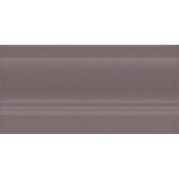 Керамический плинтус Kerama Marazzi Планте коричневый FMD003 10х20 см kerama marazzi престон 4229 коричневый 40 2x40 2