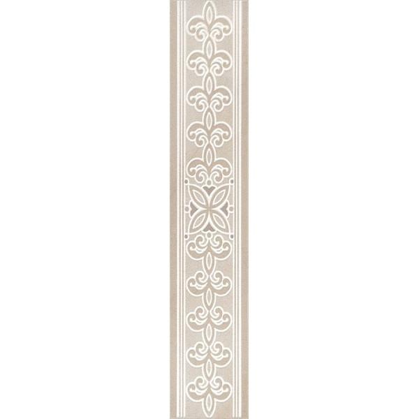 Керамический бордюр Kerama Marazzi Трианон ADA431SG4574 9,6х50,2 см цена