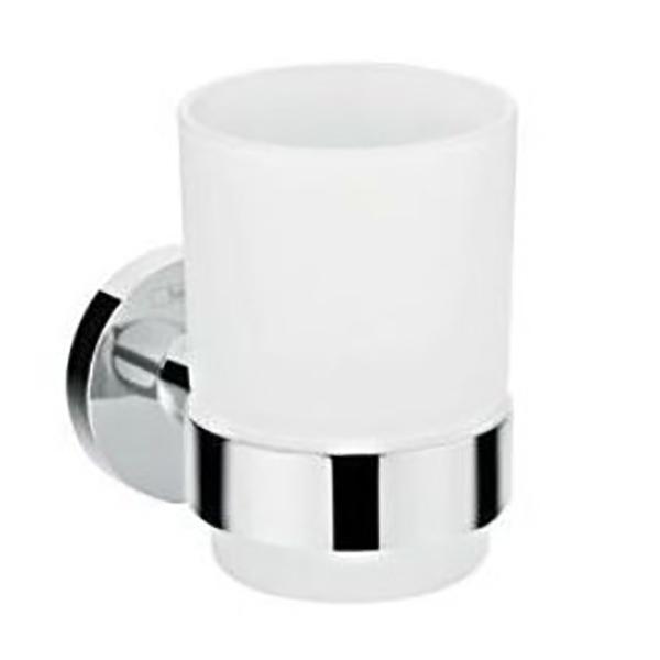 Стакан для зубных щеток Hansgrohe Logis Universal 41718000 Хром стакан hansgrohe logis classic 41618000