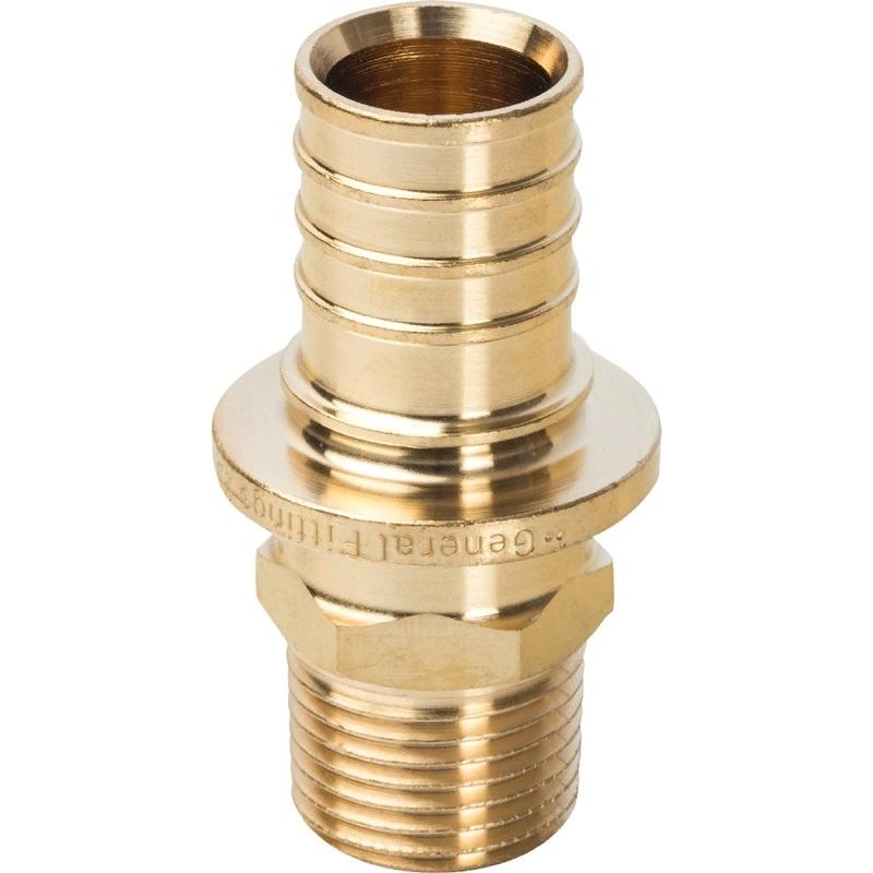 Фото - Переходник Stout SFA-0001-002512 для труб из сшитого полиэтилена переходник