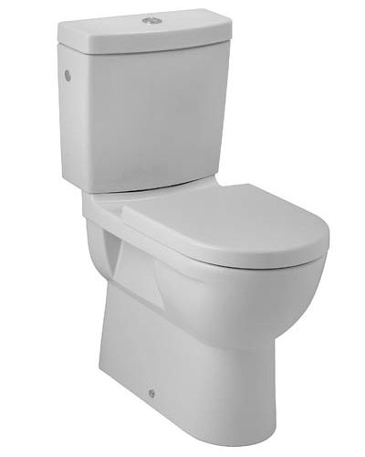 сиденья для унитаза Чаша унитаза-компакта Jika Mio 2371.6 без бачка и сиденья