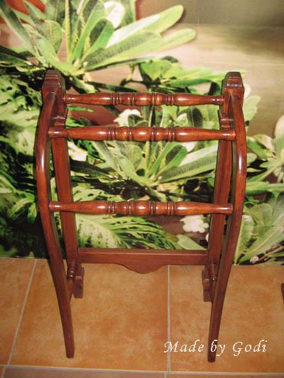 GM 10-22 коричневыйМебель для ванной<br>Мебельный модуль Godi GM 10-22. Изготавливается из натурального дерева.<br>