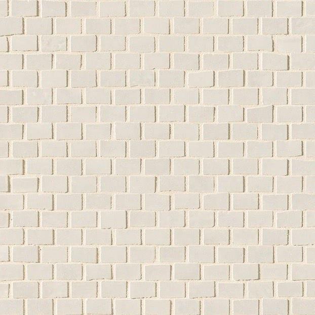 Керамическая мозаика Fap Ceramiche Brooklyn Brick Snow Mos. 30х30 см керамическая мозаика fap ceramiche firenze heritage antico micromosaico 30х30 см