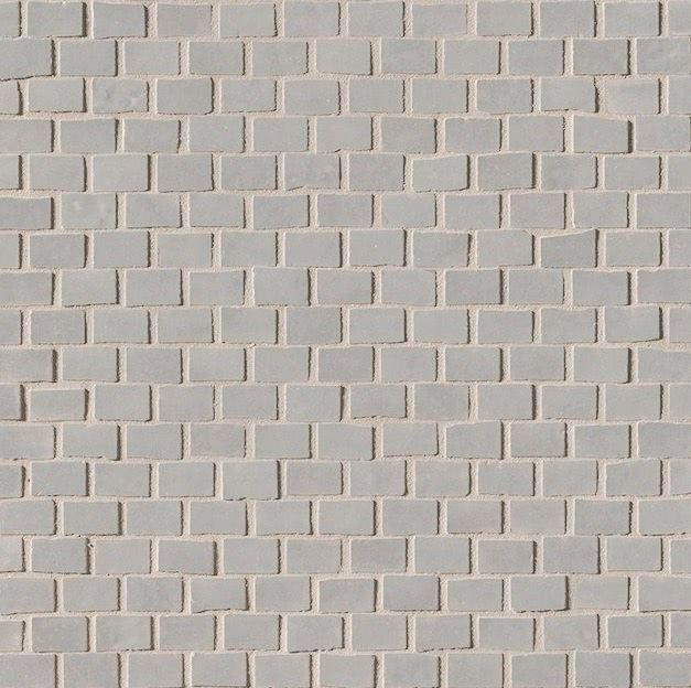купить Керамическая мозаика Fap Ceramiche Brooklyn Brick Fog Mos. 30х30 см дешево