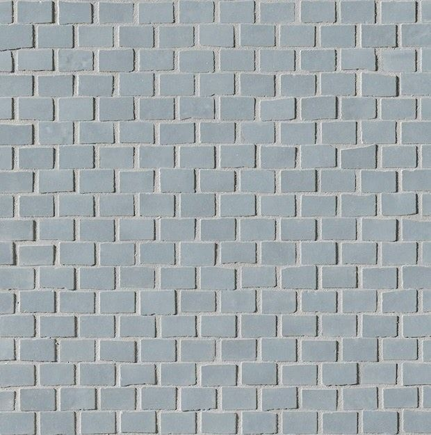 Керамическая мозаика Fap Ceramiche Brooklyn Brick Sky Mos. 30х30 см керамическая плитка fap ceramiche roma nat calacatta mos 30 5х30 5 мозаика