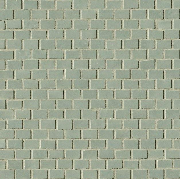 Керамическая мозаика Fap Ceramiche Brooklyn Brick Leaf Mos. 30х30 см керамическая плитка fap ceramiche roma nat calacatta mos 30 5х30 5 мозаика