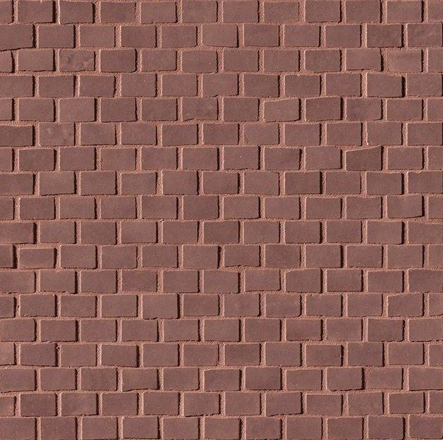 Керамическая мозаика Fap Ceramiche Brooklyn Brick Flame Mos. 30х30 см керамическая плитка fap ceramiche roma nat calacatta mos 30 5х30 5 мозаика