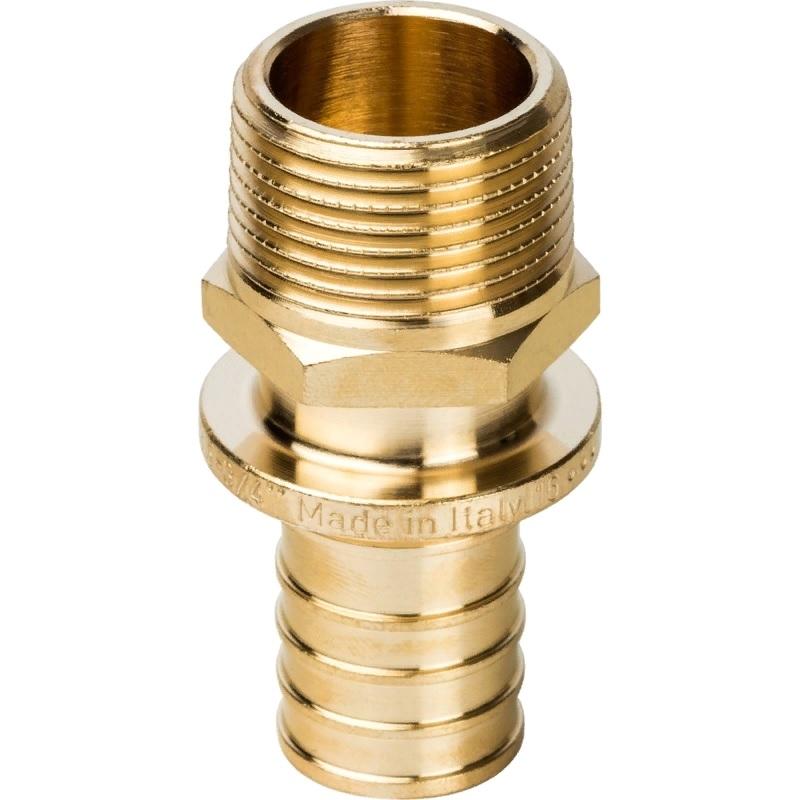 Фото - Переходник Stout SFA-0001-002534 для труб из сшитого полиэтилена переходник