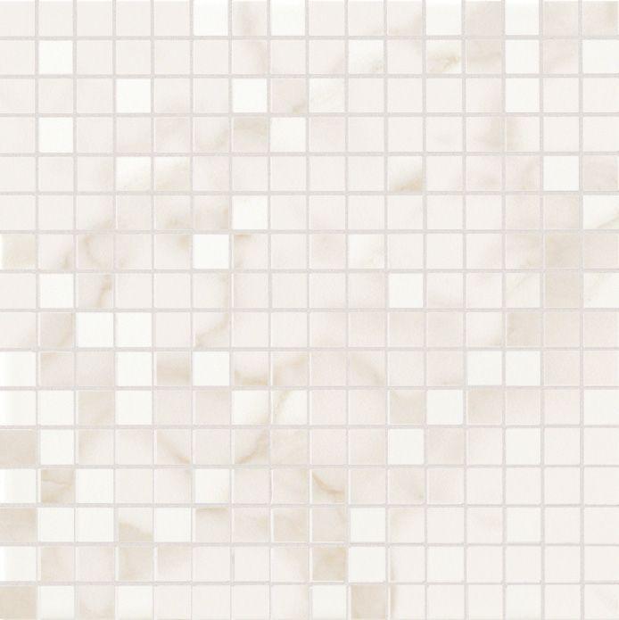 Керамическая мозаика Fap Ceramiche Roma Diamond Calacatta Brillante Mos. 30,5х30,5 см керамическая плитка fap ceramiche roma nat calacatta mos 30 5х30 5 мозаика