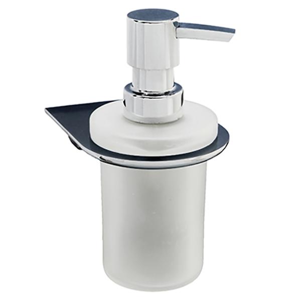 Дозатор для жидкого мыла WasserKRAFT Kammel К-8399 Хром дозатор жидкого мыла grohe contemporary встраиваемый в столешницу хром 40536000