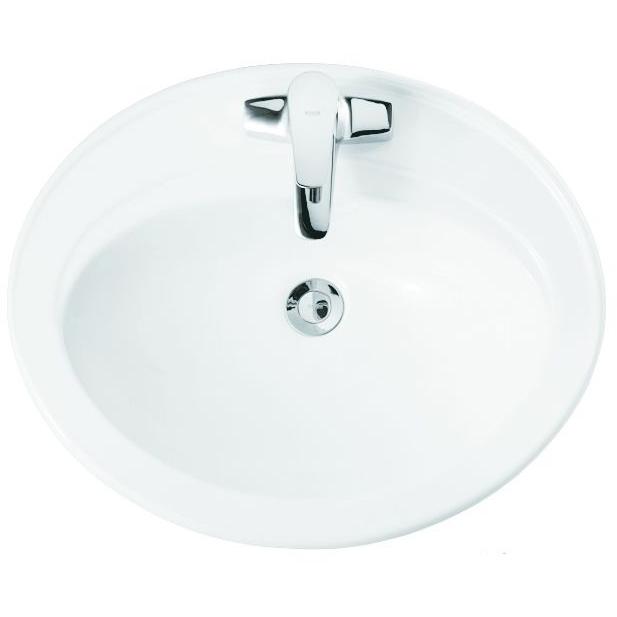 Раковина Creo Ceramique Lille LI3000 (HDL3) Белая все цены