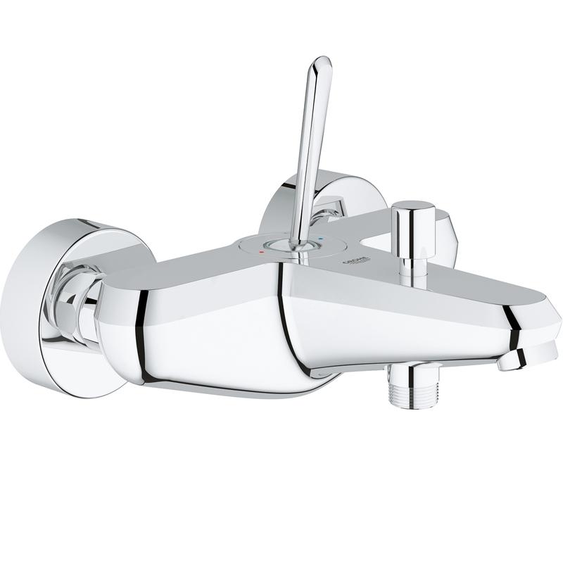 Смеситель для ванны Grohe Eurodisc Joystick 23431 Хром смеситель для ванны grohe eurodisk joystick 23431000