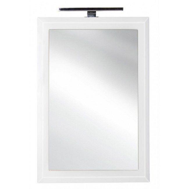 Зеркало Style Line Лотос 120 Люкс Белое