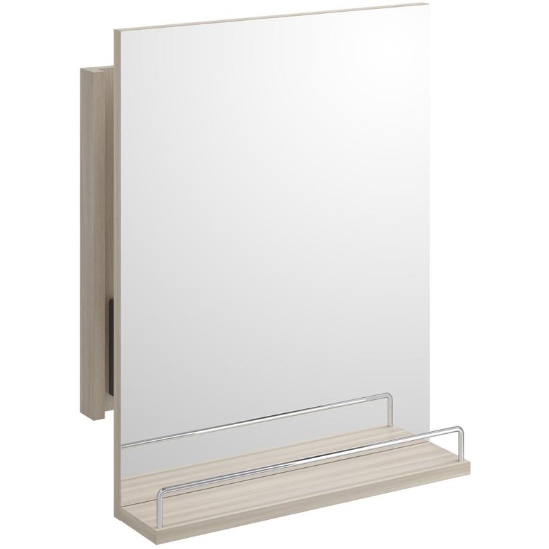 цена Зеркало Cersanit Smart 50 Светлый ясень P-LS-SMA-sm онлайн в 2017 году