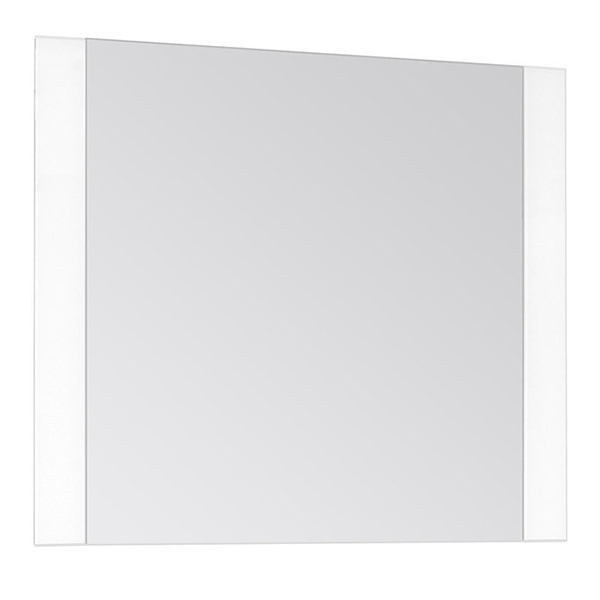 Зеркало Style Line Монако 70 ЛС-00000625 Осина белая/белый лакобель цена и фото