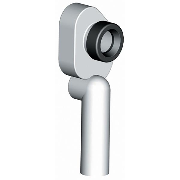 Сифон Santek Gala 1WH108699 вертикальный Серый цена и фото